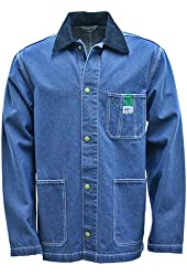 Walls Men's Denim Chore Coat