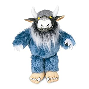 Where the Wild Things Are Bernard Plush Toy