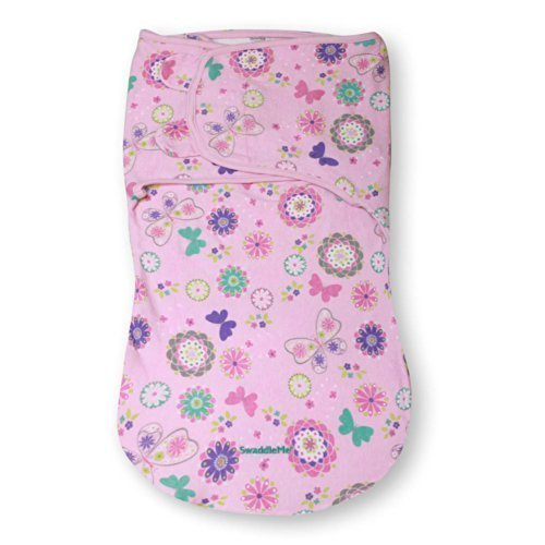 Summer Infant Wrap Sack Butterfly Meadow Small - 1