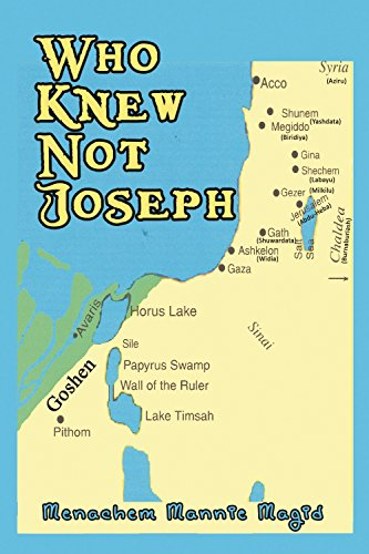 who-knew-not-joseph-english-edition