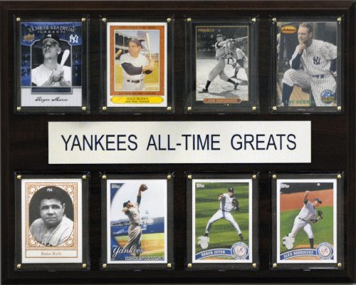 MLB New York Yankees All-Time Greats Plaque at Amazon.com