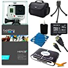 GoPro Camera HD HERO3+: Silver Edition Ultimate Kit