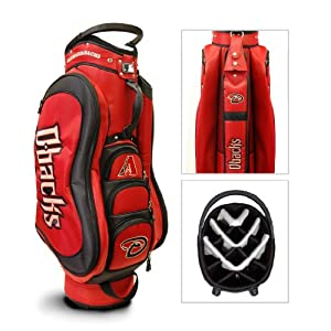 Arizona Diamondbacks MLB Medalist Golf Cart Bag - Team Golf by Team Golf