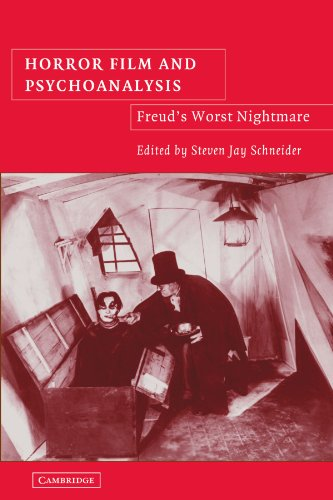 Horror Film and Psychoanalysis: Freud's Worst Nightmare (Cambridge Studies in Film)
