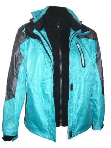 Женская куртка 3 в 1