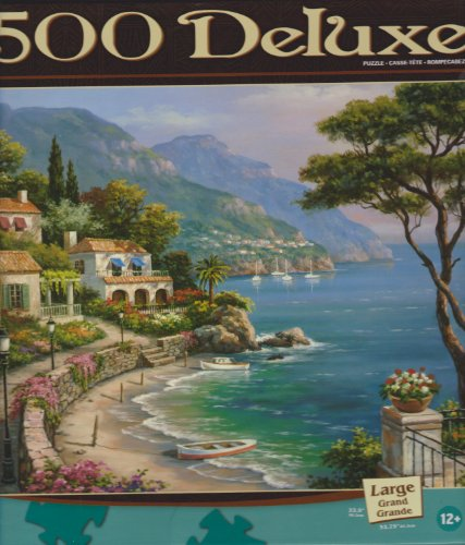 1500 Deluxe Puzzle Pieces - Escape - 1