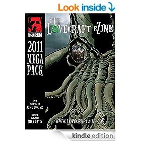 Lovecraft eZine Megapack - 2011 - Issues 1 through 9
