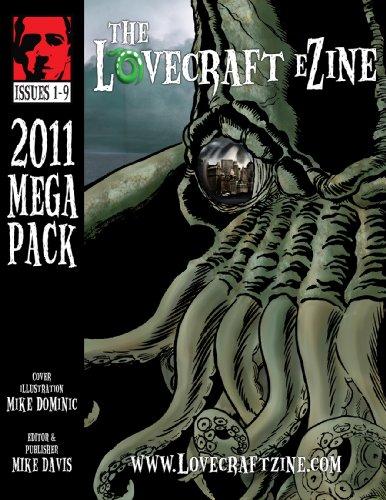 lovecraft-ezine-megapack-2011-issues-1-through-9-english-edition