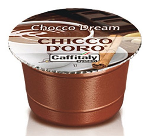Choose 120 Chicco d'Oro Cocoa Capsules Chocco Dream by Caffè Chicco d'Oro