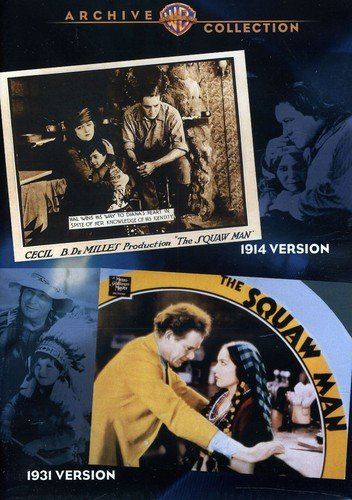 DVD : Double Feature: The Squaw Man