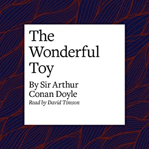 The Wonderful Toy Audiobook