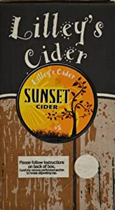 Sunset traditional Cider (5 lt.)