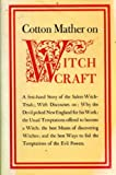 img - for Cotton Mather on Witchcraft (Occult) book / textbook / text book