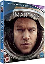 The Martian [Blu-ray 3D + UV Copy] [2015]