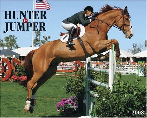 Hunter & Jumper 2008 Wall Calendar - Buy Hunter & Jumper 2008 Wall Calendar - Purchase Hunter & Jumper 2008 Wall Calendar (2008 Calendars, Office Products, Categories, Office & School Supplies, Calendars Planners & Personal Organizers, Wall Calendars)