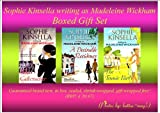 Sophie Kinsella / Madeleine Wickham SOPHIE KINSELLA writing as Madeleine Wickham Boxed Gift Set /Collection 3 books: 1. The Tennis Party 2. A Desirable Residence 3. The Gatecrasher *** GIFT-WRAPPED FREE *** (RRP: 20.97)