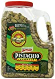 Keenan Farms Shelled Kernel Roasted Pistachio with Sea Salt, 36-Ounce Jug