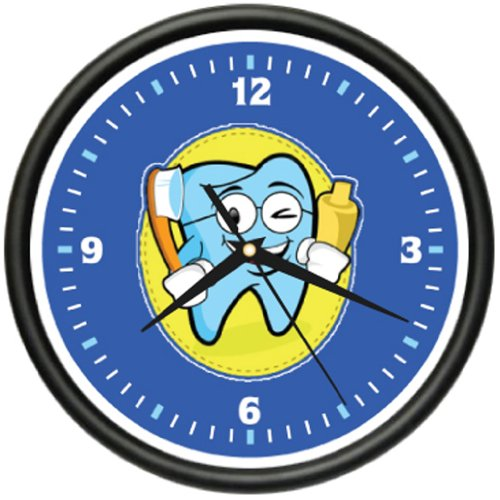 DENTIST Wall Clock dental office orthodontist