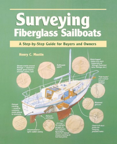 Surveying Fiberglass Sailboats: A Step-By-Step Guide For Buyers And Owners back-289421