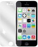dipos Apple iPhone 5C Schutzfolie (2 Stück) - kristallklare Premium Folie Crystalclear