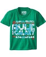 Star Wars Little Boys' Rebel Rule The Galaxy T-Shirt