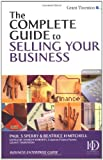 img - for The Complete Guide to Selling Your Business (Business Enterprise) book / textbook / text book