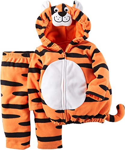 Carters Teeny Tiny Tiger Halloween Costume