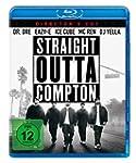 Straight Outta Compton [Blu-ray] [Dir...