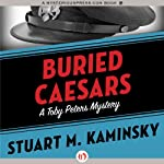 Buried Caesars (       UNABRIDGED) by Stuart M. Kaminsky Narrated by Jim Meskimen