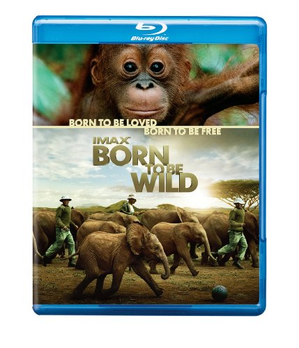 Cover art for  IMAX: Born to Be Wild [Blu-ray]