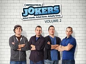 Impractical Jokers High School