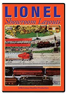 Lionel Showroom Layouts