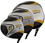 Wilson Golf- 2009 Prostaff Driver, Fairway (1/3/5 Wood Set)