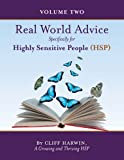 img - for Real World Advice Specifically For Highly Sensitive People book / textbook / text book