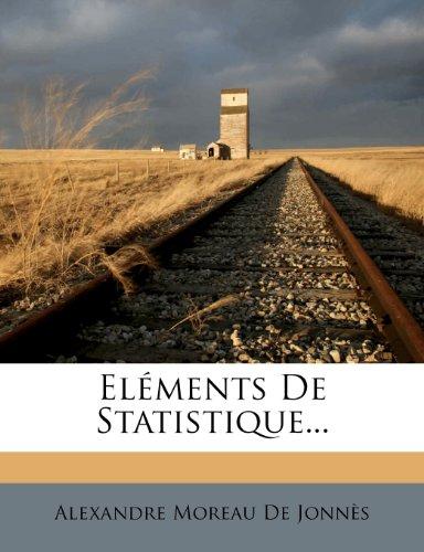 Elements de Statistique...