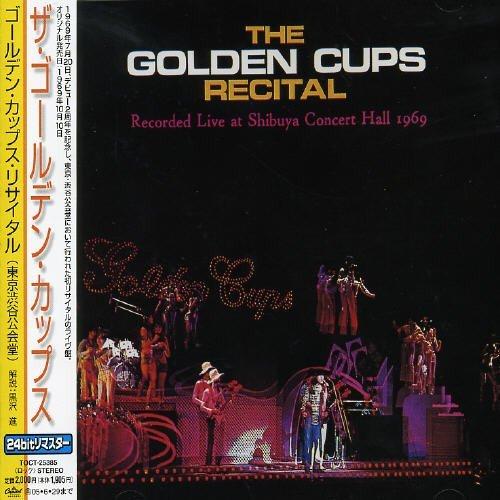 Golden Cups Recital by Golden Cups (2004-06-30)