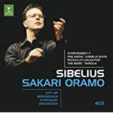Symphonies 1-7/Orchestral Work (Coffret 4 CD)