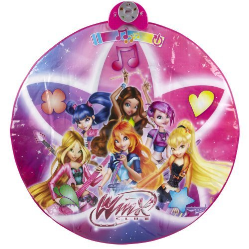 Winx Groove and Glow Dance Mat by Winx (English Manual)