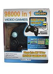 My Arcade-KS-2521-Video Game - Black