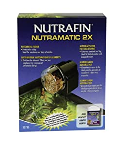 Marina Nutrafin Nutramatic 2X Fish Food Feeder