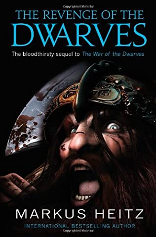 book cover of The Revenge of the Dwarves