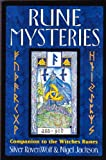 Rune Mysteries: Companion to the Witches Runes (book only) (1567185533) by Silver RavenWolf