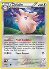 Pokemon - Clefable (98) - Black and White Plasma Storm [Toy]