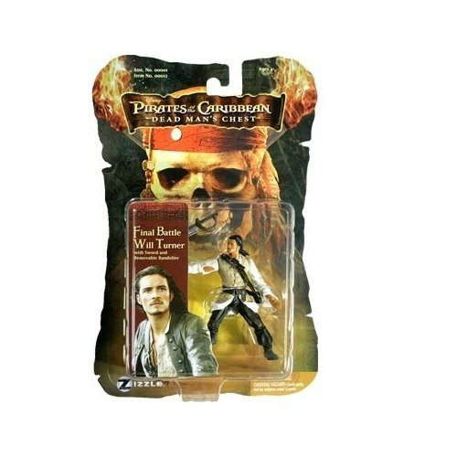 PIRATES OF THE CARIBBEAN DEAD MAN'S CHEST FINAL BATTLE WILL TURNER - 1