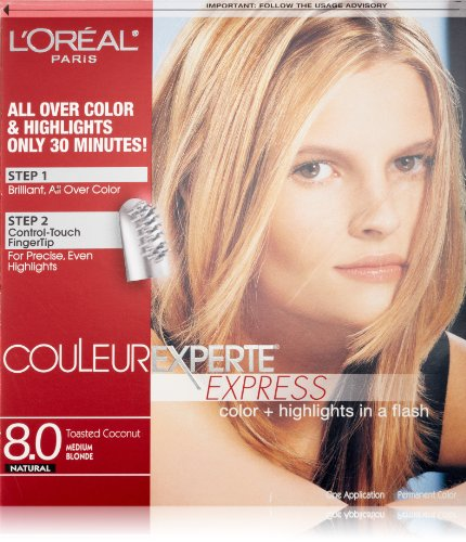 L'Oreal Paris discount duty free Couleur Experte Medium Blonde , Toasted Coconut