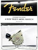 フェンダー USA 純正パーツFender 4-Way Tele Mod Selector Switch 4ウェイ セレクター・スイッチ  『並行輸入品』