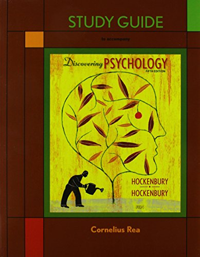 Discovering Psychology, PsychPortal and Study Guide