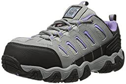 Skechers for Work Blais Athol Low Hiker, Dark Gray, 10 M US
