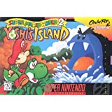 Super Mario World 2 Yoshi's Islandpar Nintendo