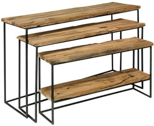 Cheap Recycled Nested Console Tables (B0043WB186)